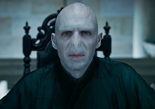 Voldemort in J.K. Rowling's Harry Potter