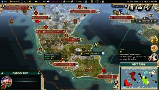 "Civilization 5 was quite good and even improved with a huge selection of DLC's and additions (Here: ""Brave new world""), and still it felt like falling short compared to Civilization 4."