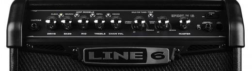 Line 6 Spider IV 15 Front Panel
