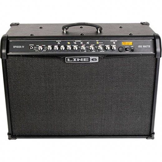 Line 6 Spider IV HD150 2x12 Combo
