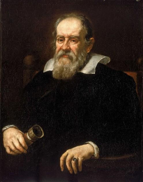 Galileo Galilei, ca. 1636
