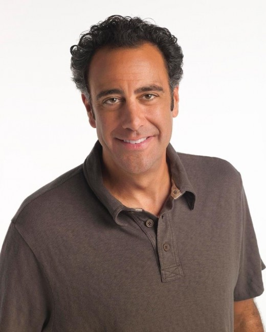 "Brad Garrett, ""Robert,"" was my favorite character on Everybody Loves Raymond"