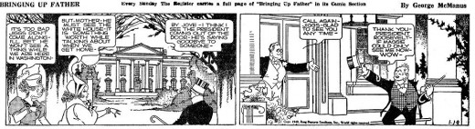Bringing Up Father by McManus 01-19-1940
