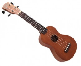 My first uke was a 12-fret soprano Korala, still one of my favourites because its still close to my heart.