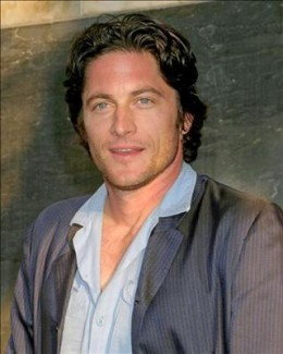 "David Conrad plays  ""Jack Eastman,""  the for Los Angeles  Police Dept"