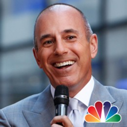 "Matt Lauer stars as himself reporting the first sighting of ""Neo Franky"" on the Today Show"