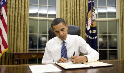 U.S. President Barack Obama. The new administration might keep grants provided by his administration or eliminate them.