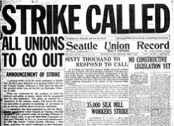 Unions in the 1900's