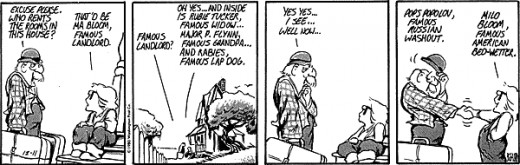 Bloom County, 12-11-1980