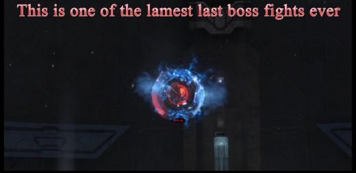 Lame last battle