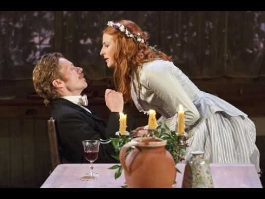 """a literary analysis of nora and miss julie Literary arts essays  nora helmer vs miss julie  nora realized that she was living in """"a doll's house"""" and therefore everything was coming to an end so."""