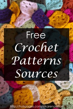 Free Crochet Patterns Sources