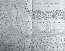 Kekionga in 1790
