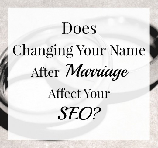 In the age of digital business, SEO  is an important part of deciding to maintain your maiden name.