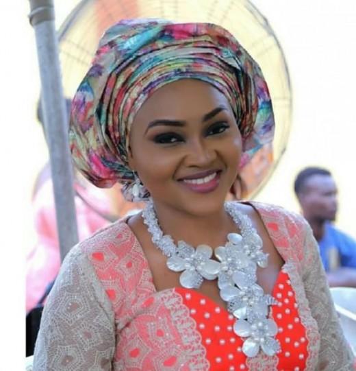 Mercy Aigbe, star of Nigerian movie Ipe.