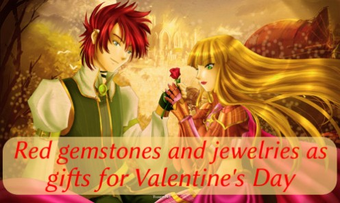 Reasons to give jewelries with red gemstones as gifts for Valentine'™s Day