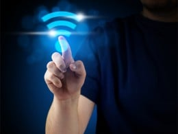 Wi-Fi access points are available in many places nowadays