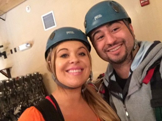 Zip Lining at facilities where they take all the necessary precautions for everyone's safety makes for the ultimate experience.