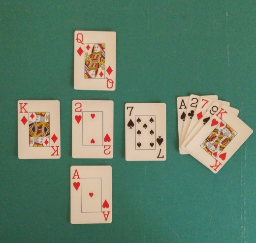 A High Hand With 2 Pair
