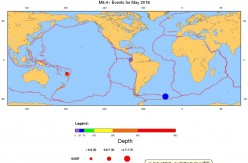 Earthquake Review and Forecast for June 2016