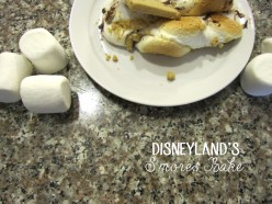 Disneyland's S'mores Bake