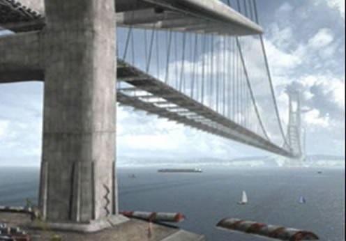 The Strait of Gibraltar Bridge