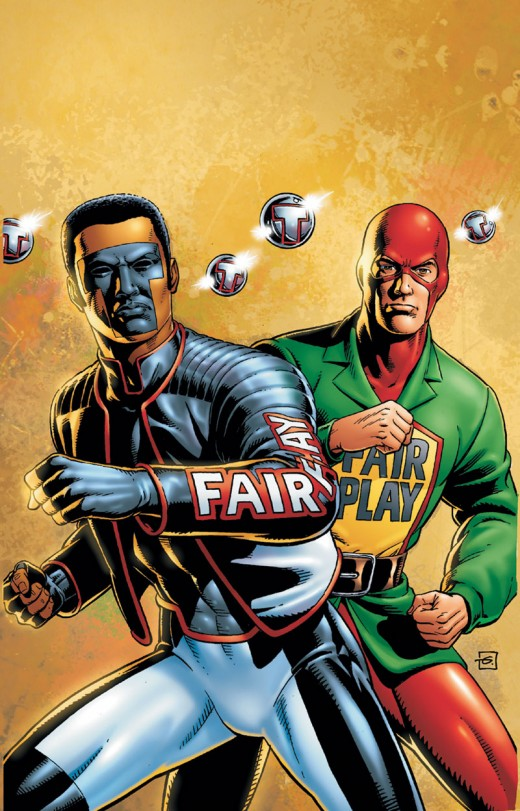 Mr. Terrific - Michael Holt and Terry Sloane
