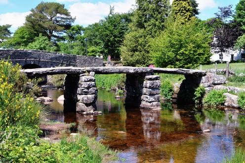 The heart of Dartmoor