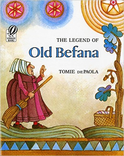 The Legend of Old Befana by Tomie dePaola - Images are from amazon.com.