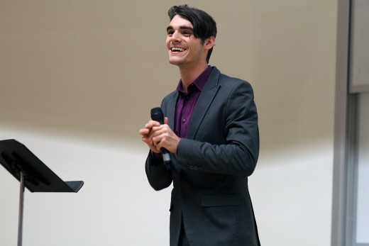 RJ Mitte (CP) from Breaking Bad