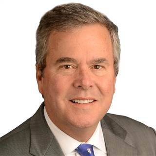 Jeb Bush's failed attempt to get the Republican nomination for President in 2016