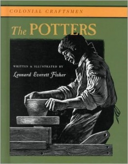 The Potters (Colonial Craftsmen) by Leonard Everett Fisher