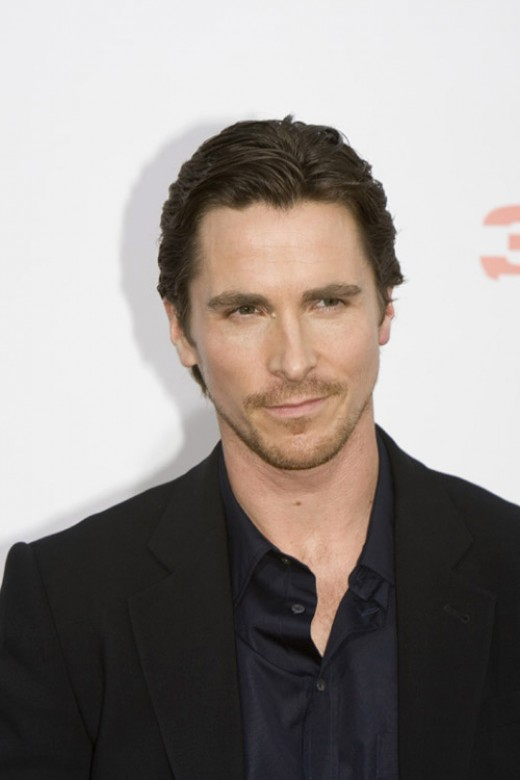 Christian Bale - credentials - played Batman