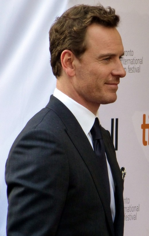 Michael Fassbender - credentials - played Magneto