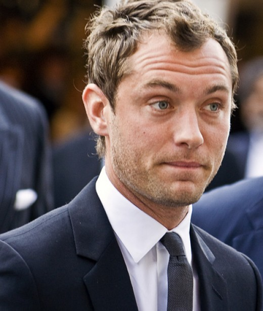 Jude Law - credentials - played Dr. John Watson in Sherlock Holmes