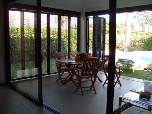 part two of the dining area - outside dining