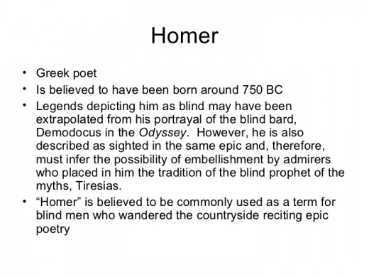 the heroic age in poems the illiad and odyssey The prime examples of the oral epic are homer's iliad and odyssey the main function of poetry in heroic-age society appears to be to stir the spirit of the.
