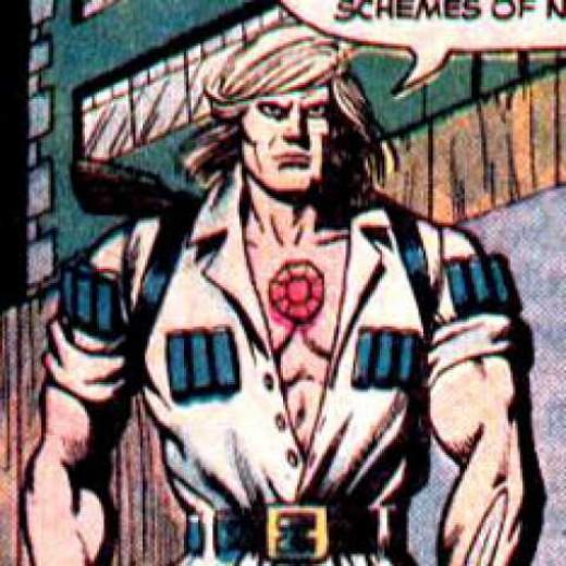 Ulysses Bloodstone - Immortal Monsterhunter