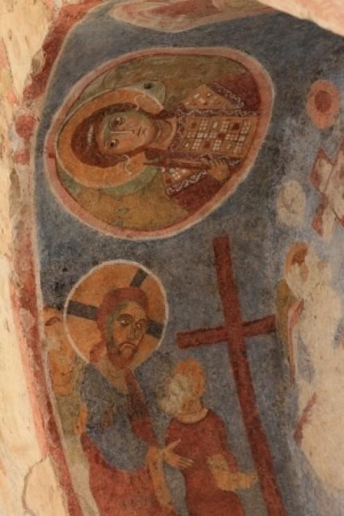 A depiction of St. Nicholas