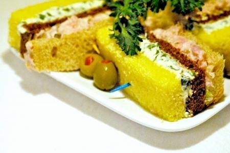Imaginative ideas for sandwich buffets