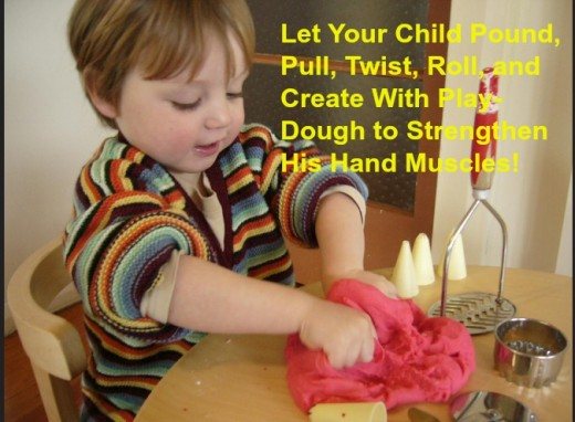 There's no underestimating the power of play-dough. Unfortunately, some parents (and teachers, too) don't understand its importance.