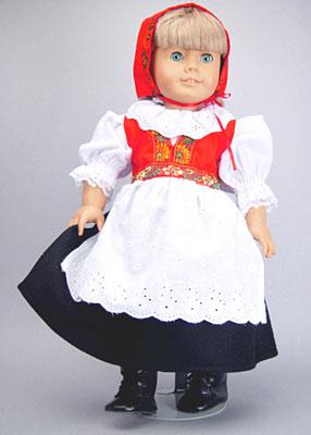 Traditional Swedish Dress