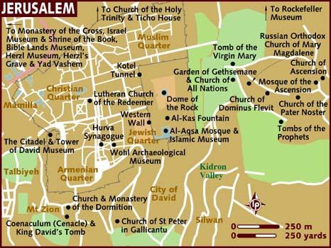The City Where God Chose to Put His Name! 1 Kings 11:36