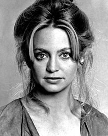 """Goldie Hawn also co-starred as """"Sandy Kramer,"""" on """"Good Morning World"""""""