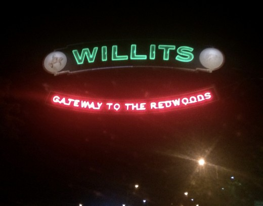 Willits - Gateway to the Redwoods