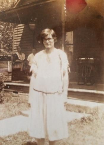 Sadie Cecilia Slaven nee Craig (author's paternal grandmother)