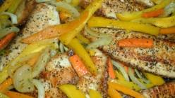 Delicious Tilapia Fish Dish