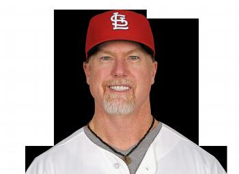 Mark McGuire, homerun hitting  leader