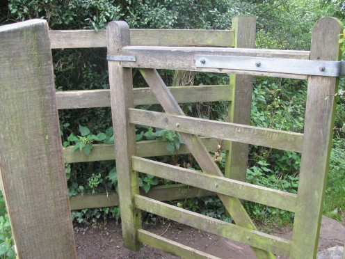 A Kissing Gate