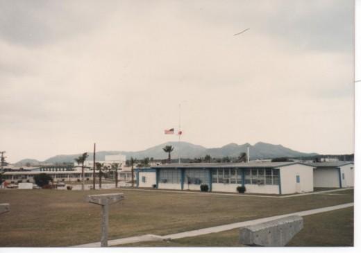 Camp Hansen, Okinawa (1989)
